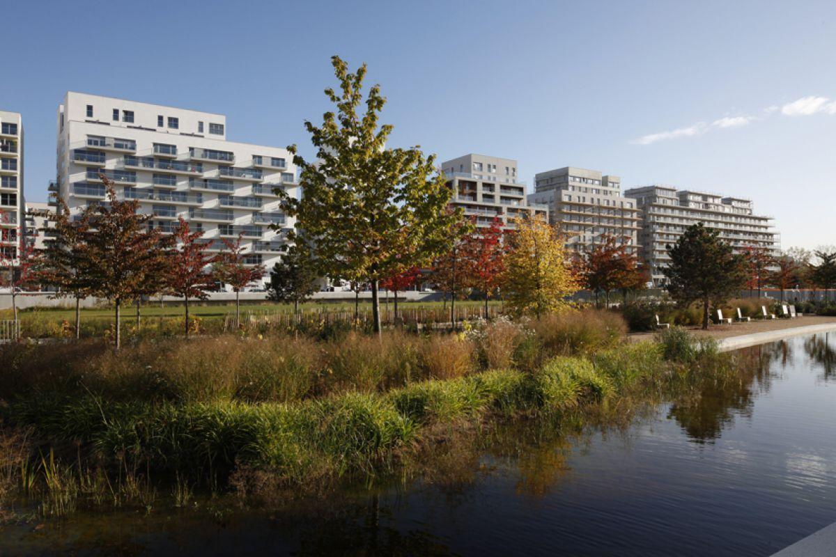 Parc de Billancourt
