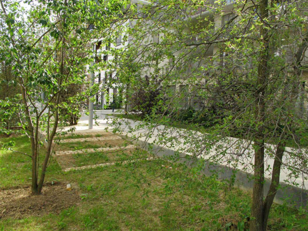 Espaces publics du Trapèze