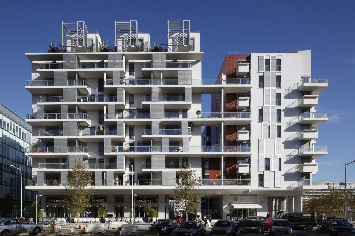 Terres de Seine / Seine Parc - Logements libres et sociaux, commerces