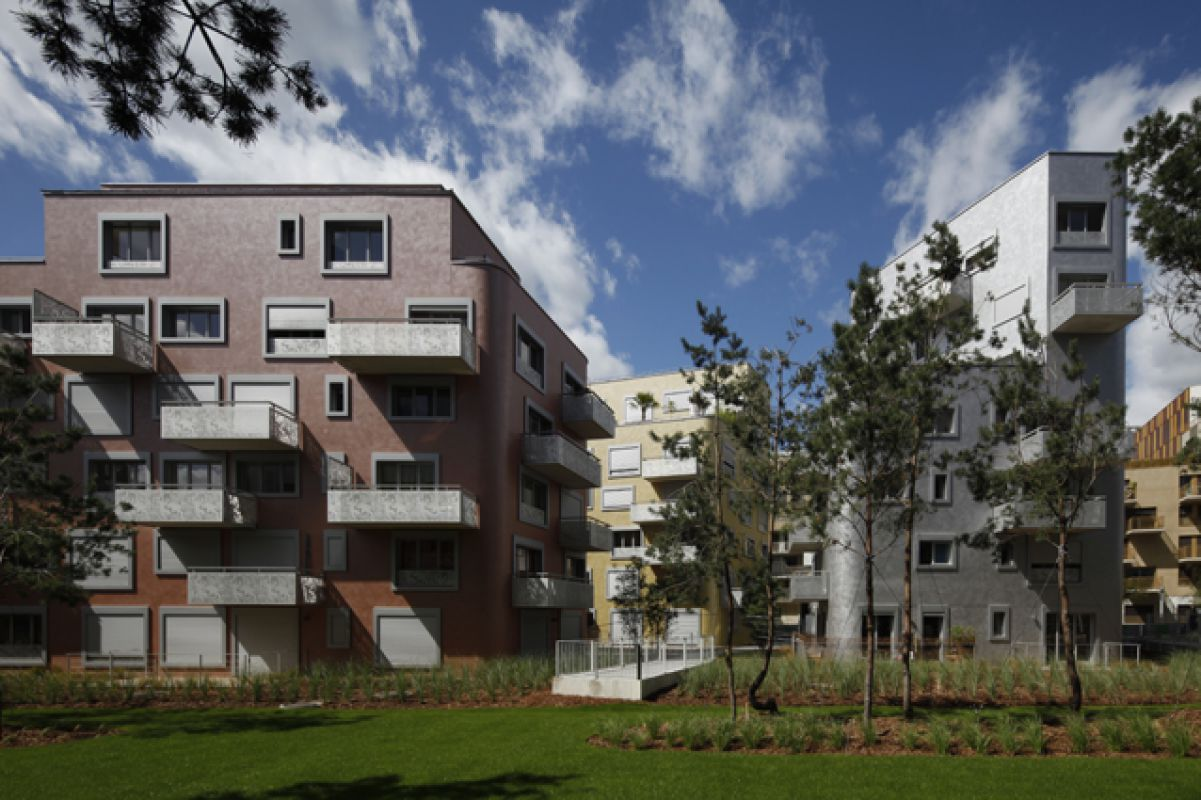 Alliage City - Logements libres