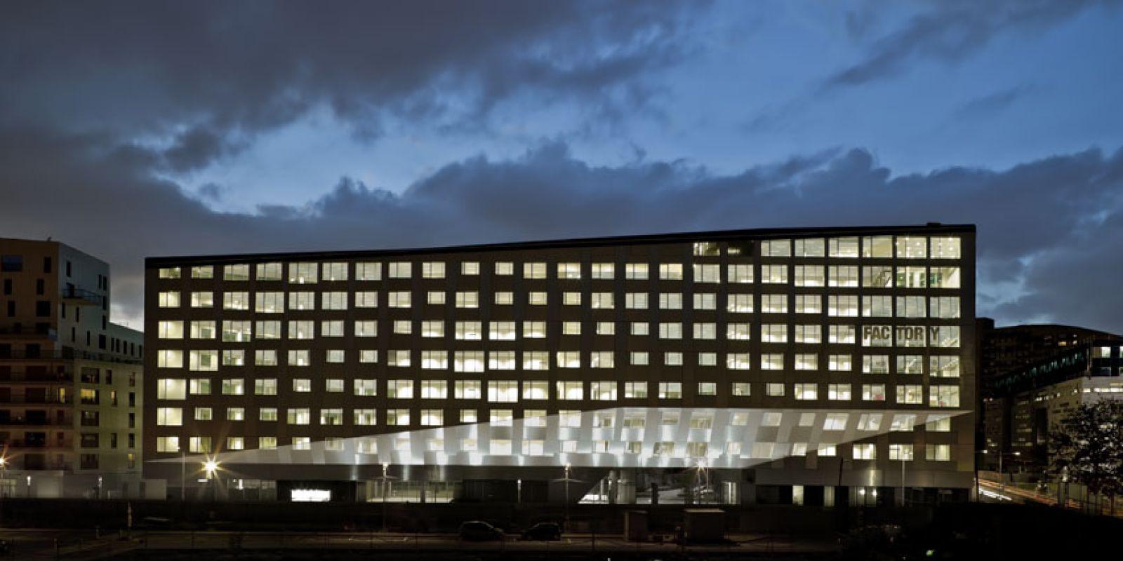 La Factory - Bureaux, commerces