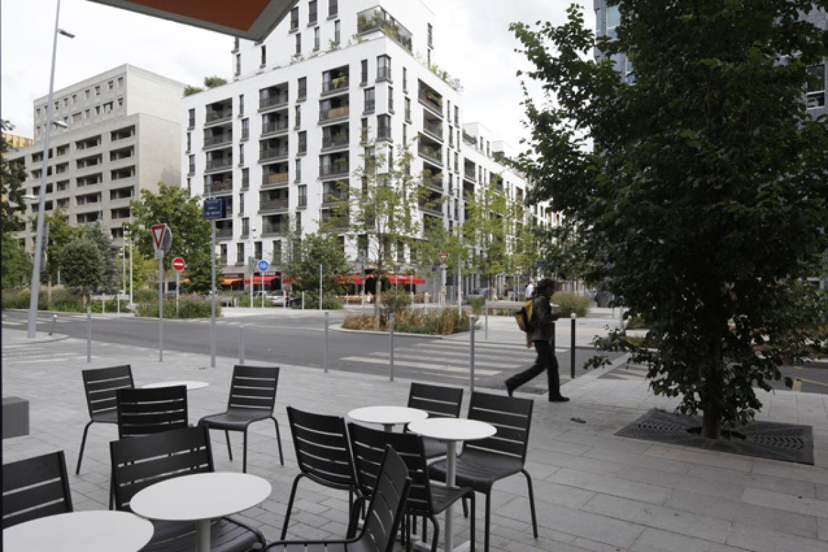 Urban City - Logements libres, commerces