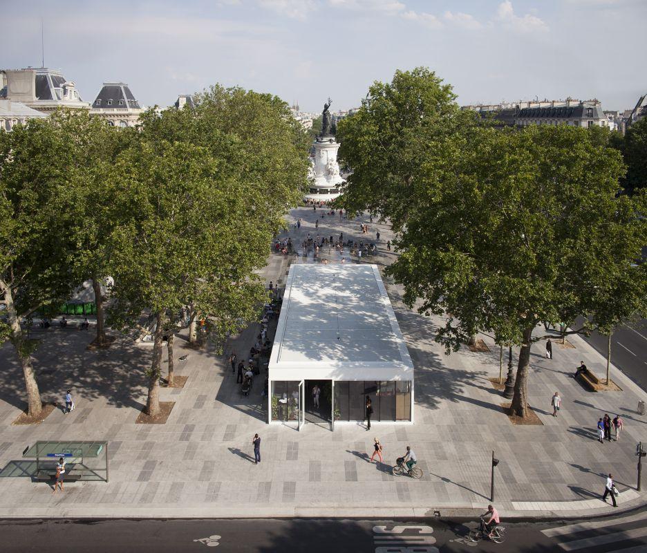 Pavillon Monde & Médias