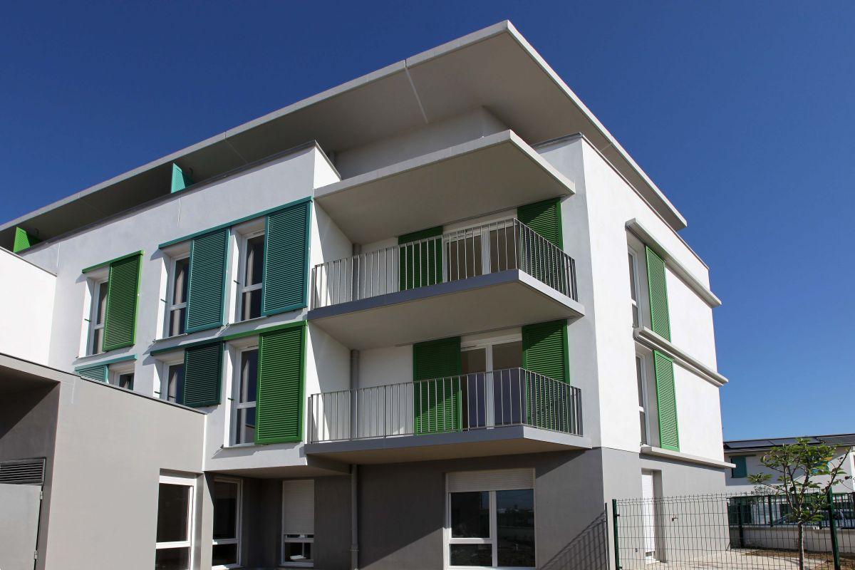 91 logements