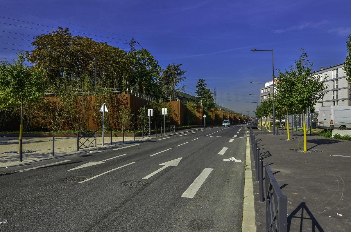 Rue Nelson Mandela