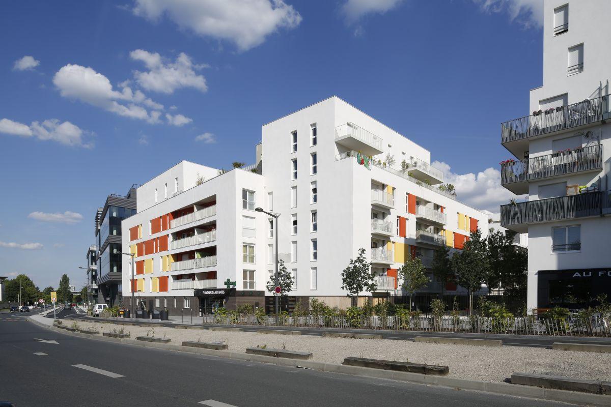 163 logements