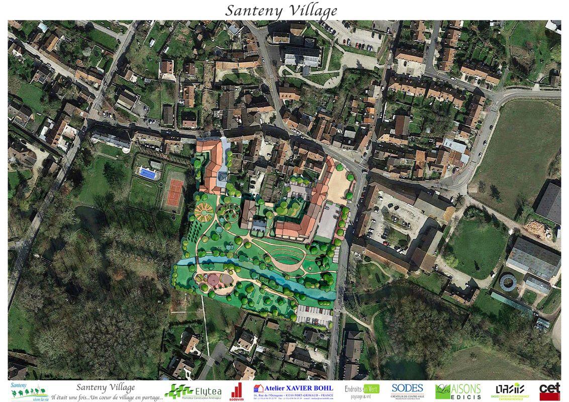 Santeny Village